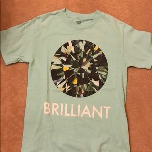 T shirt from diamond supply co